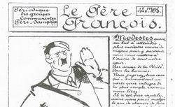"""Accéder à la page """"Père François (Le) (Marseille)"""""""
