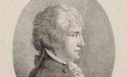 Giovanni Battista Pergolesi, lithographie de H. E. v. Wintter, 1817 - source : gallica.bnf.fr / BnF