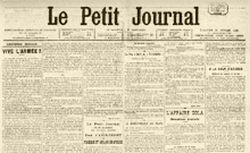 """Accéder à la page """"Petit Journal (Le)"""""""