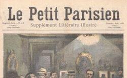 """Accéder à la page """"Petit Parisien (Le). Supplément littéraire illustré """""""