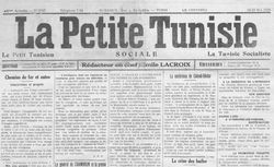 """Accéder à la page """"Petite Tunisie (La)"""""""