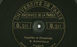 (disque AP-238)