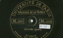(disque AP-259)