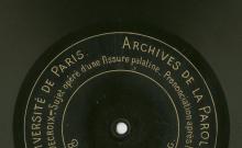 (disque AP-272)