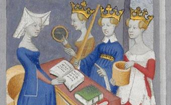 """Accéder à la page """"Manuscrits de Christine de Pizan"""""""