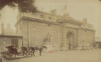 Porte - Salpêtrière, juin 1899