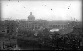 Nouvel hôpital de la Pitié, 7 janvier 1908