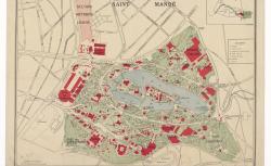 Bibliothèque nationale de France, département Cartes et plans