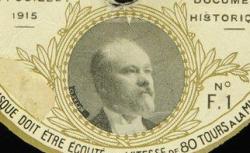 Enregistrements de discours d'hommes politiques - Bibliothèque nationale de France
