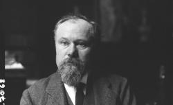 Raymond Poincaré, président de la République / Agence Meurisse