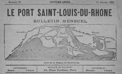"""Accéder à la page """"Port Saint-Louis du Rhône"""""""