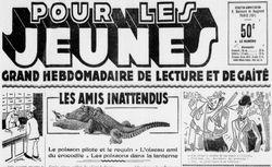 Publication disponible de 1934 à 1935