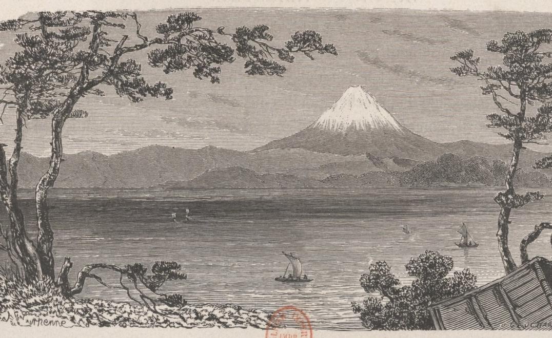 Humbert, Aimé. Le Japon illustré. Tome 1, 1870. FOL-O2O-50 (1). p. 41.