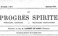 """Accéder à la page """"Progrès spirite (Le)"""""""