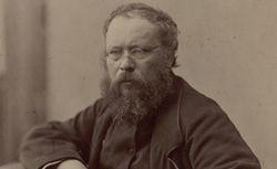 Pierre-Joseph Proudhon, par Nadar