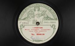 I Puritani. Son vergin vezzosa / Bellini, comp. ; Maria Barrientos, S ; acc. au piano - source : gallica.bnf.f / BnF
