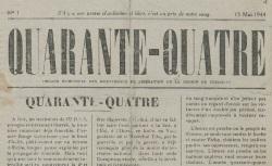 """Accéder à la page """"Quarante-quatre (Toulouse)"""""""
