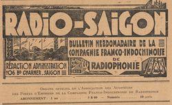 """Accéder à la page """"Radio-Saïgon"""""""