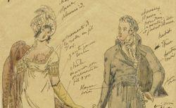 Costumes civils et militaires. Femmes. Tome 13.