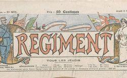 """Accéder à la page """"Régiment (Le)"""""""
