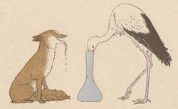 """Accéder à la page """"Fables choisies pour les enfants, ill. Louis-Maurice Boutet de Monvel, 1888"""""""
