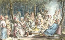 Banquet turc