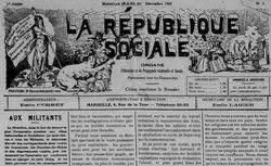 """Accéder à la page """"République sociale (La)"""""""