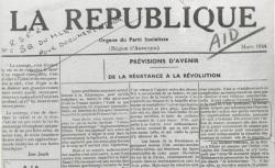 """Accéder à la page """"République (La) (Auvergne)"""""""