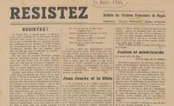 """Accéder à la page """"Résistez (Rodez)"""""""
