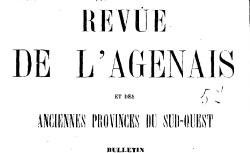 """Accéder à la page """"Boudon de Saint-Amans, Journal secret (1814-1817)"""""""