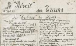 """Accéder à la page """"Réveil des tramways (Le) (Marseille)"""""""