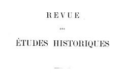 """Accéder à la page """"La Rouvraye, Souvenirs (1805-1806)"""""""