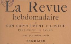 """Accéder à la page """"Faussone di Montelupo, Souvenirs inédits de 1813"""""""