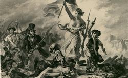 """Accéder à la page """"La révolution de Juillet (1830)"""""""