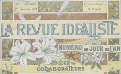 """Accéder à la page """"Revue idéaliste (La)"""""""