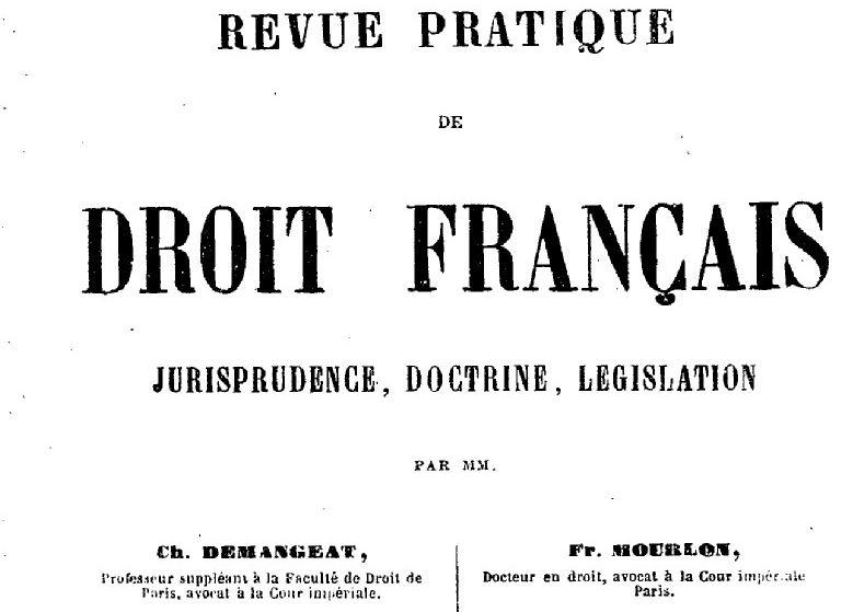 Demangeat, Charles (1820-1896)