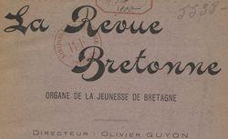 """Accéder à la page """"Revue bretonne (La)"""""""