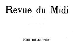 """Accéder à la page """"Journal d'un bourgeois de Nîmes sous le Premier Empire"""""""