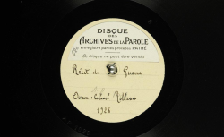 Enregistré le 21 juin 1928