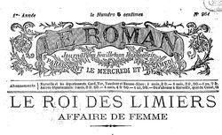"""Accéder à la page """"Roman (Le)"""""""