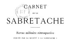 """Accéder à la page """"Anthouard, général comte d', Notes et documents"""""""