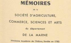 """Accéder à la page """"Société d'agriculture, commerce sciences et arts de la Marne (Châlons-en-Champagne)"""""""