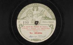 """[Zarzuela] El salto del pasiego. Vals : """"Dice e Mundo"""" ; Manuel Fernández Caballero, comp. ; Esperanza Clasenti, soprano ; acc. au piano - source : gallica.bnf.fr / BnF"""