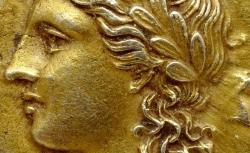 Syracuse, Agathocle, 25 litrai,  Luynes 1268