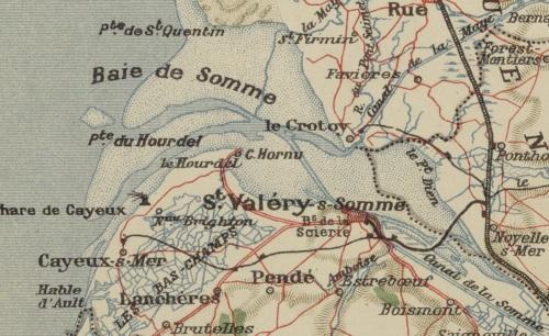 Cartes de la Somme | Gallica