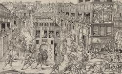 """Accéder à la page """"Le massacre de la Saint-Barthélemy (1572)"""""""