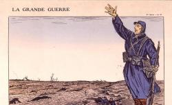 """Accéder à la page """"La Marseillaise sur le plateau de Craonne - A. Tolmer, 1918"""""""