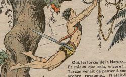 Tarzan, Junior, n° 74, 1937