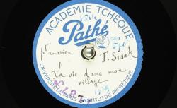 [Enregistrement sonore] La vie dans mon village : petit russien ; Hubert Pernot, collecteur ; Fedor Sisak, voix parlée - source : BnF/gallica.bnf.fr