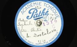 Mission phonographique en Tchécoslovaquie (1929) - fonds Hubert Pernot, Archives de la Parole - source : BnF/gallica.bnf.fr